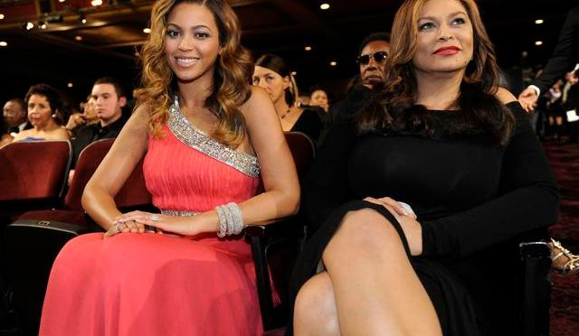 #Beyonce's MOM GUSHES about her BABY on her 37th birthday! [pic]