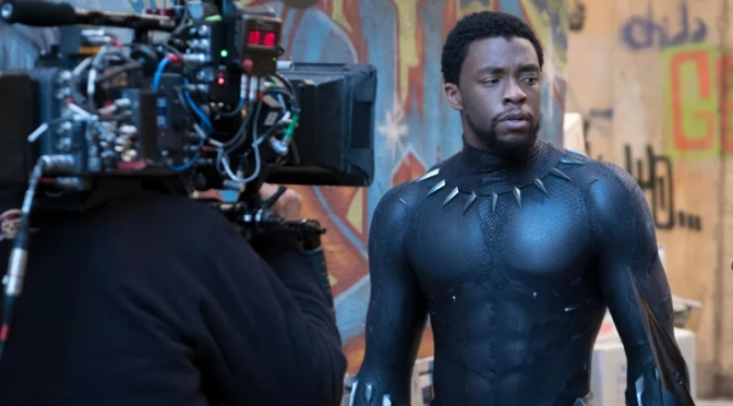 Why #Marvel DIDN'T want #BlackPanther to have an accent?! [details]