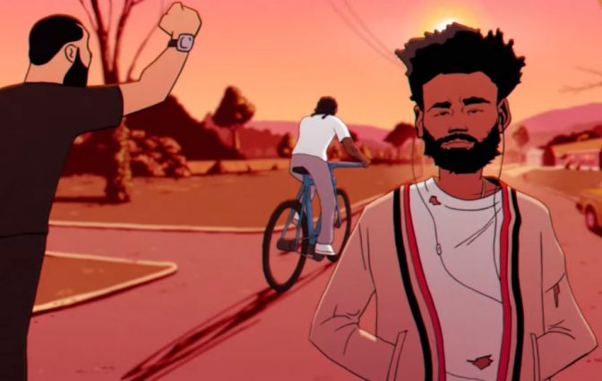 WAKE UP JAM: #ChildishGambino 'Feels Like Summer' [vid]