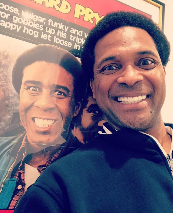 HOT SHOT of the DAY: #MikeEpps as #RichardPryor! [pic]