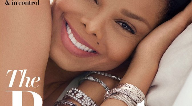MAG TAG: #JanetJackson covers #InStyle mag! [pics]