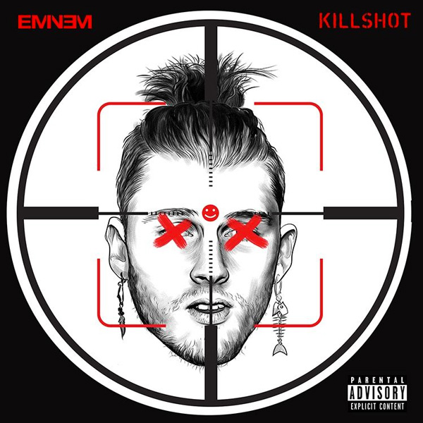 NEW MUSIC: #Eminem SLAUGHTERS #MGK on #KillShot! [diss track]