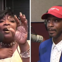 Footage and Police report REVEALED from #WandaSmith #KattWilliams comedy club altercation! [vid]