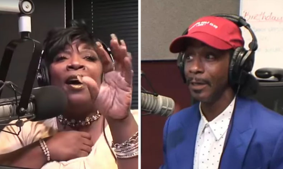 Video footage and Police report REVEALED from #WandaSmith #KattWilliams comedy club altercation! [UPDATED vid]