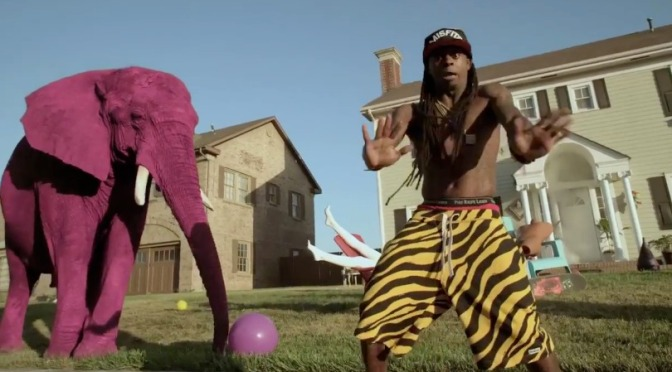 "WAKE UP JAM: #LilWayne ""My Homies Still"" feat. #BigSean [vid]"