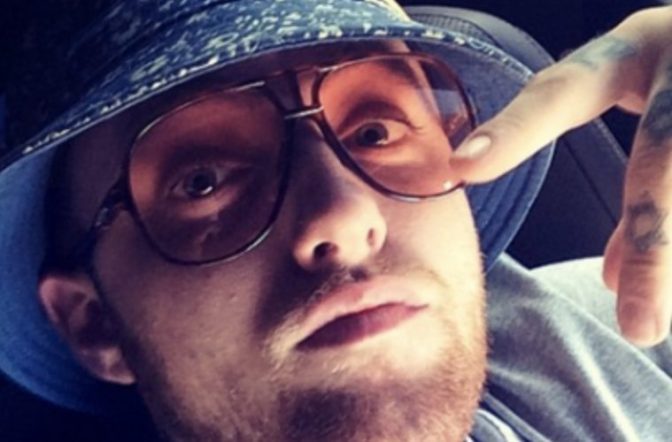 Celebs #ChanceTheRapper #Diplo & more REACT to #MacMiller's DEATH! [details]