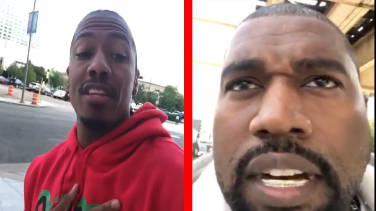 #NickCannon RESPONDS to #Kanye's 'WARNING'! [vid]