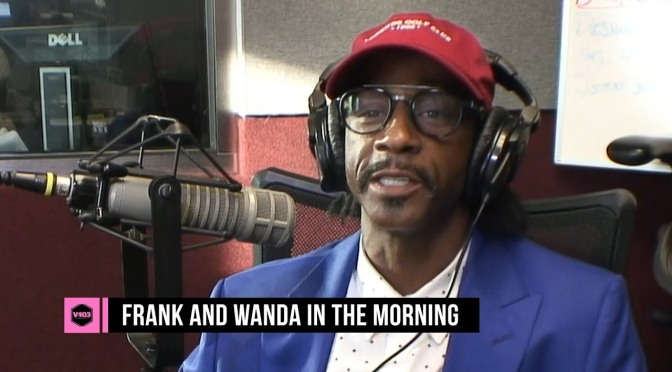 #KattWilliams DRAGS #V103Atlanta's #WandaSmith, #LilRel #TiffanyHaddish & MORE! [vid]
