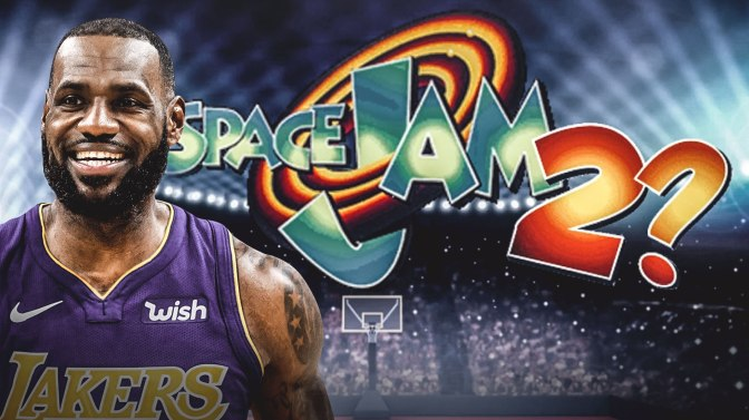 'Black Panther's #RyanCoogler to PRODUCE #Lebron's 'Space Jam 2'! [details]