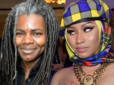 Tracy Chapman Nicki Minaj