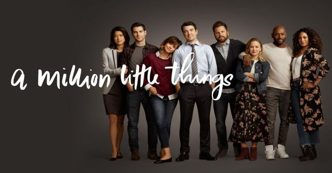 WATCH: #AMillionLittleThings season 1 ep 15 'The Rock' [full ep]