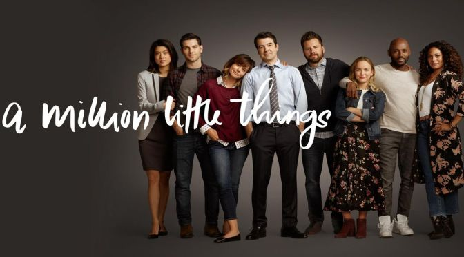 WATCH: #AMillionLittleThings season 1 ep 8 'Fight or Flight' [full ep]