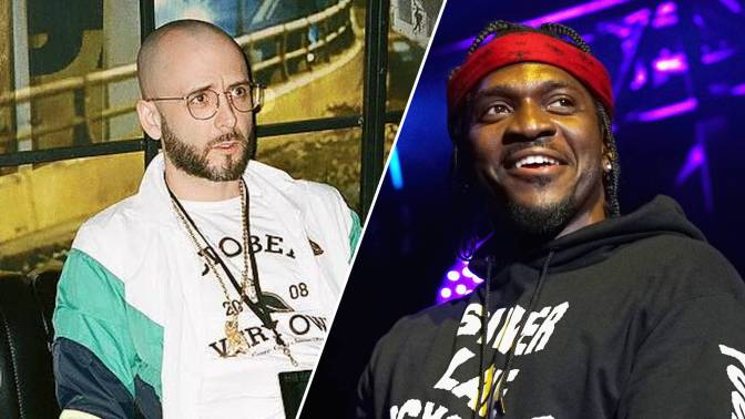 #PushaT ALLEGES #Drake's producer 40 gave him the info for his DISS TRACK![audio]