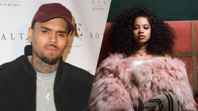 NEW MUSIC: #EllaMai 'Whatchamacallit' feat. #ChrisBrown [audio]