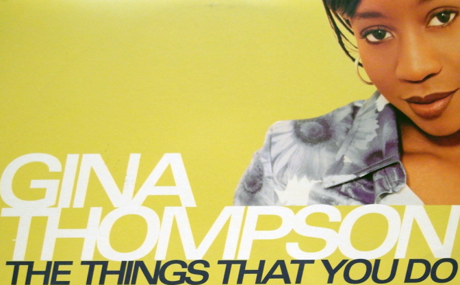 WAKE UP JAM: #GinaThompson 'The Things You Do' feat. #MissyElliott [vid]