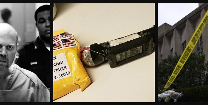 A WEEK OF #HATE! #MailBombs, Blacks killed in grocery store, Jews slaughtered! [details]