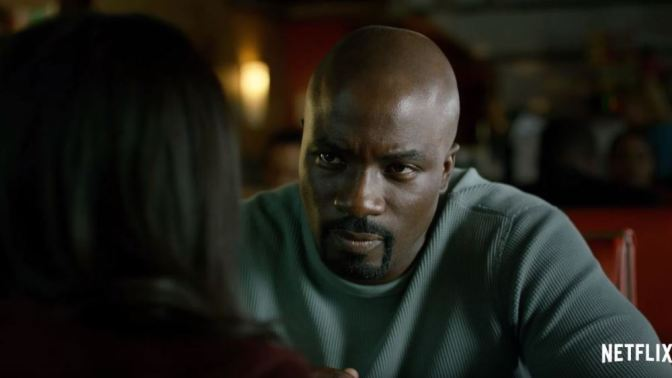 #MikeColter speaks on #LukeCage cancelation! Shares EXCITING NEWS! [details]