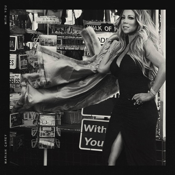 NEW MUSIC: #MariahCarey #WithYou [audio]