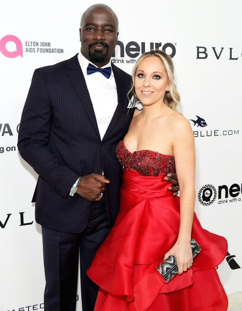 Mike-Colter-Iva-Colter-pregnant