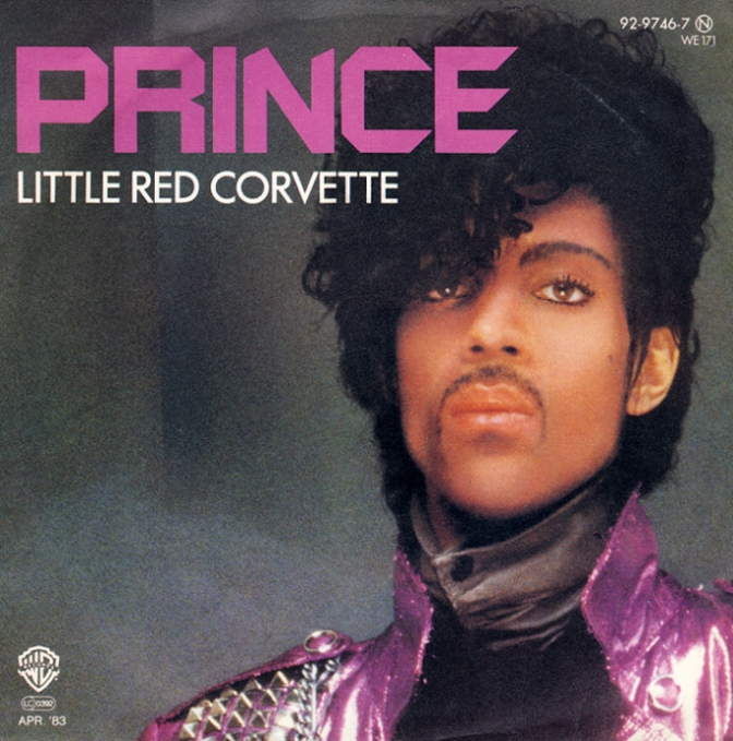 Saturday Slingback: #Prince 'Little Red Corvette' [vid]