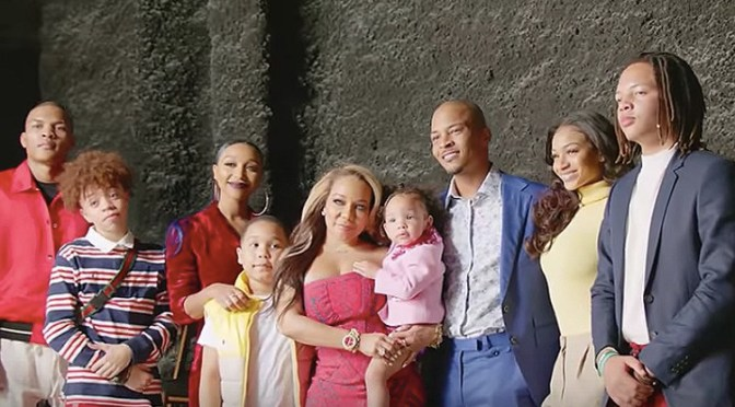 T.I. & Tiny #FamilyHustle RETURNS with #Monica #Toya & #LetoyaLuckett! [vid]