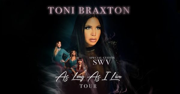 #ToniBraxton announces the #AsLongAsILiveTour with #SWV! [details]