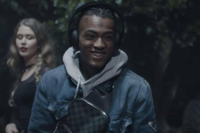 NEW VIDEO: #XXXTentacion 'Moonlight' [vid]