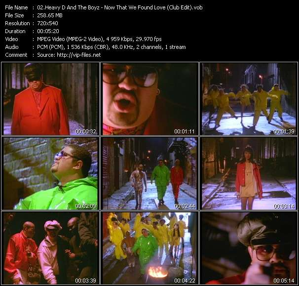 WAKE UP JAM: #HeavyD & The Boyz 'Now That We Found Love' [vid]