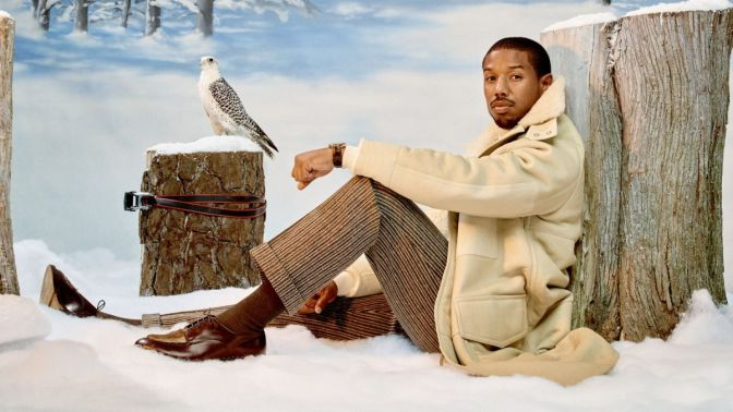 MAG TAG: #MichaelBJordan looking DAPPER for #GQMag! [pics]