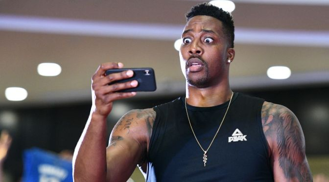 #Transgender woman who ALLEGEDLY OUTED #DwightHoward is really a cisgender man! Now FEARS for his LIFE! [details]