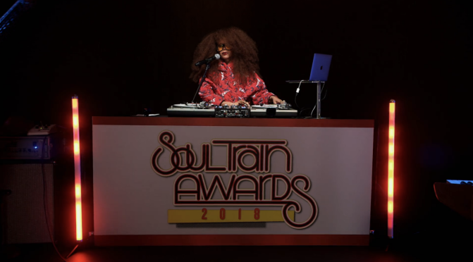#SoulTrainAwards: #SoulCypher with #LukeJames #KellyPrice #ErykahBadu and MORE! [vid]