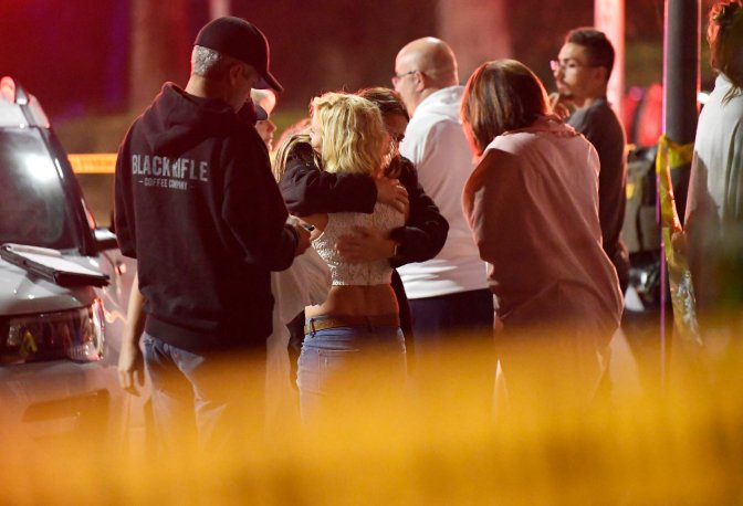 12 people KILLED at #BorderlineBar in Thousand Oaks, California! [details]