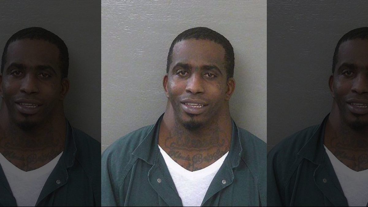 Mugshot of HUGE NECK guy #CharlesMcDowell went VIRAL--Charles REPONDS! [vid]