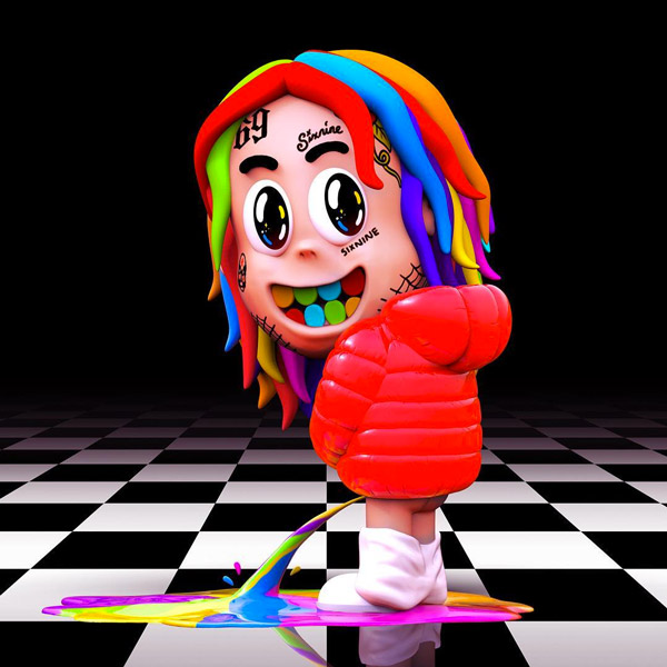 STREAM: #6IX9INE releases debut album, 'Dummy Boy'! [album stream]