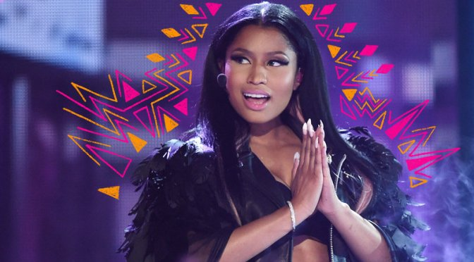 #NickiMinaj makes HISTORY! 1st woman with 100 entries on #Billboard! [details]