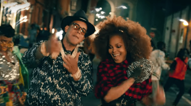NEW MUSIC: #JanetJackson RELEASES SPANISH version of #MadeForNow with #DaddyYankee! [audio]