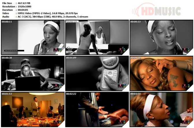 WAKE UP JAM: #MaryJBlige 'Be Without You' [vid]
