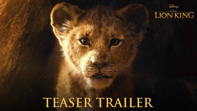 WATCH: #TheLionKing live-action TEASER! [vid]