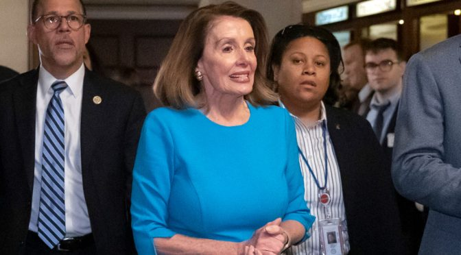 Democrats NOMINATE #NancyPelosi for speaker of the House! [details]