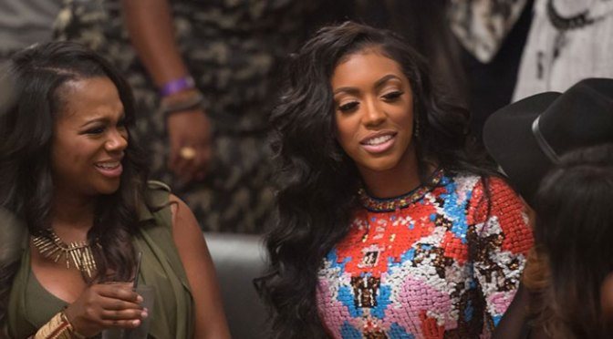 Tweet/DELETE: #KandiBurruss unknowingly'BEEFS' with a #PorshaWilliams FAN PAGE! [details]