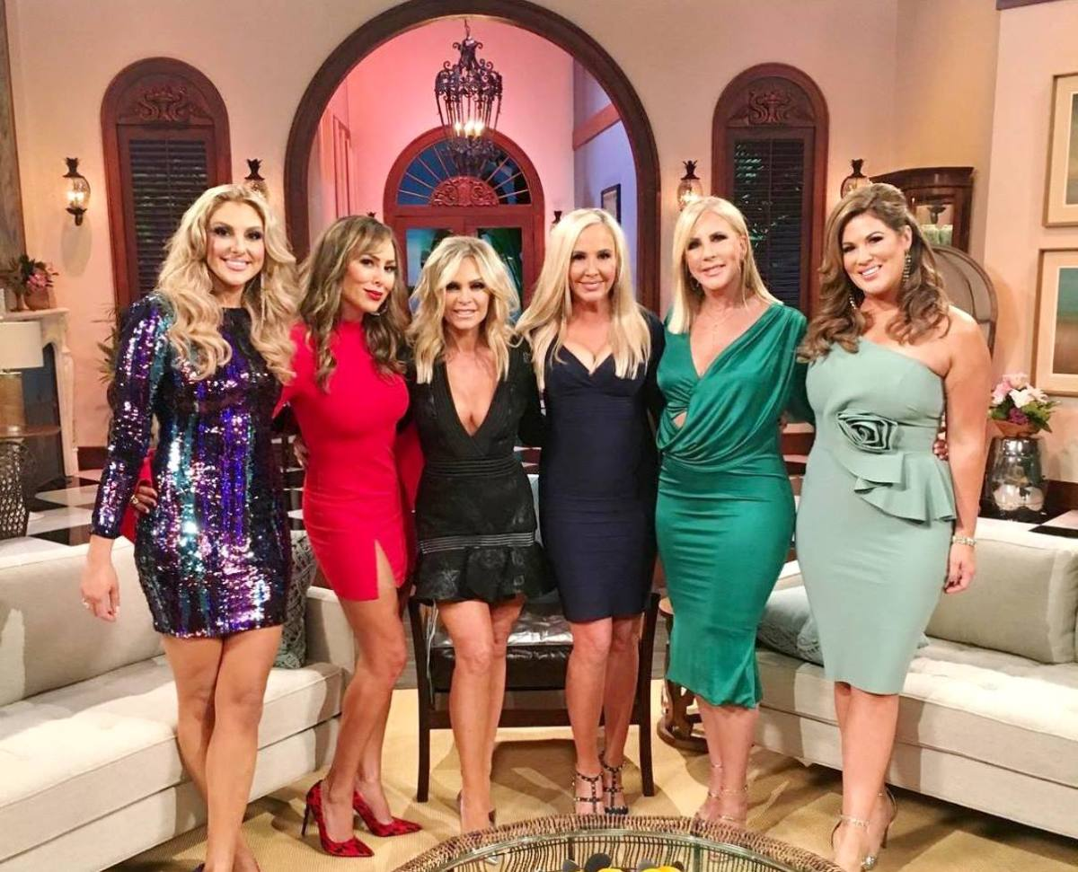 "WATCH: #RHOC season 13 ep 21 ''Reunion Part 3"" [full ep]"