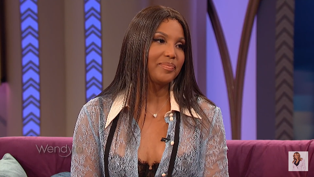 #ToniBraxton REVEALS which sister will be her MAID OF HONOR! [vid]