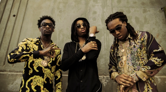 WAKE UP JAM: #Migos 'Versace' [vid]