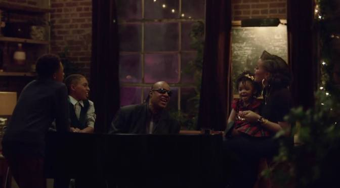 12 JAMS of Christmas: #StevieWonder & #AndraDay 'Someday at Christmas' [live]