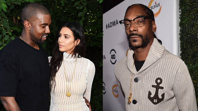#SnoopDogg WEIGHS in on Kanye/Drake BEEF! 'We Don't Give A F*ck! [vid]