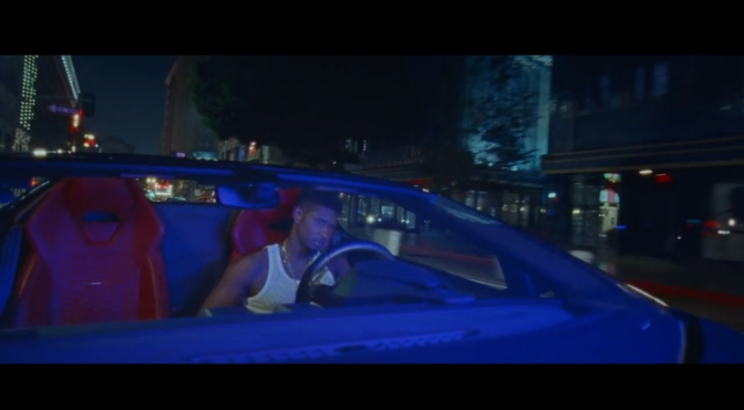 NEW VIDEO: #Usher 'Peace Sign' [vid]