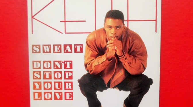 WAKE UP JAM: #KeithSweat 'Don't Stop Your Love' [live]