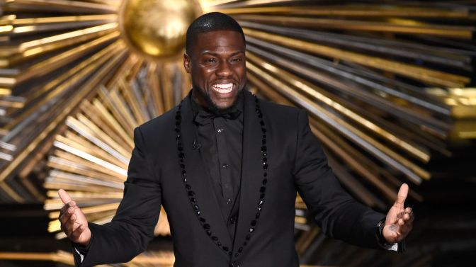 GREATNESS! #KevinHart to HOST the #Oscars! [details]