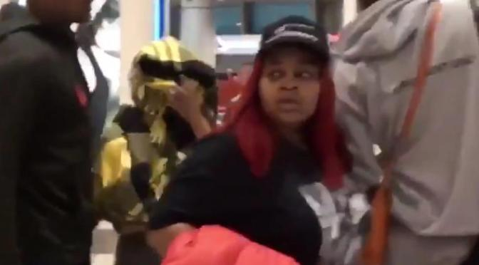 #CardiB publicist GOES HAM on overzealous 'fan' in Australia! Cardi RESPONDS! [vid]