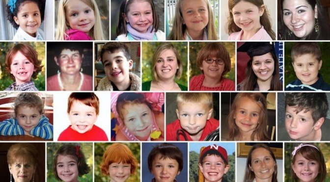 Remembering #SandyHook 6 years later. [details]